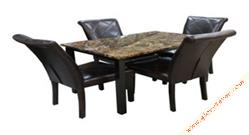 LILY DINING SETS (1+4)
